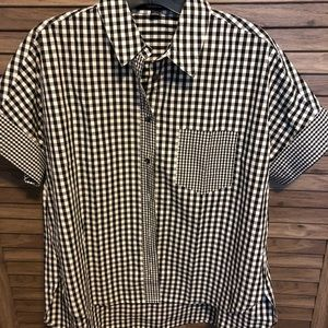 Madewell Gingham Button-down